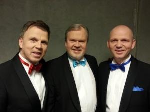 Herreys medverkar i Melodifestivalen 2014