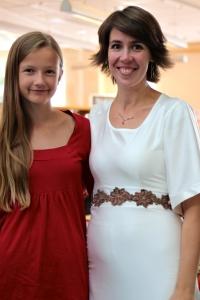 Jag och Miriam: bokvideons Lianne!