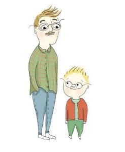 Leo och pappan