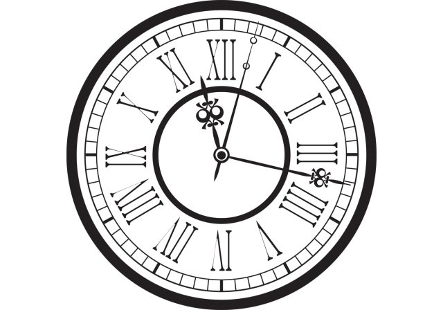 vintage-old-clock-vector