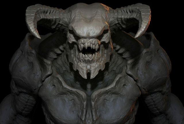 http---mashable.com-wp-content-gallery-doom-a-tour-through-demons-concept-art-DenzilO'Neill-BaronofHellRender