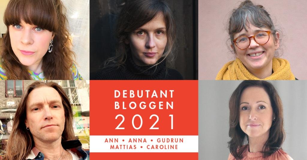 Debutantbloggen 2021