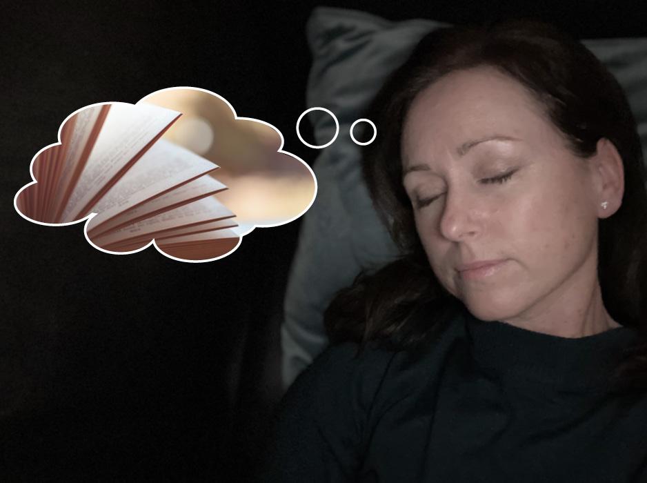 Bokdrömmar Caroline Möllesand
