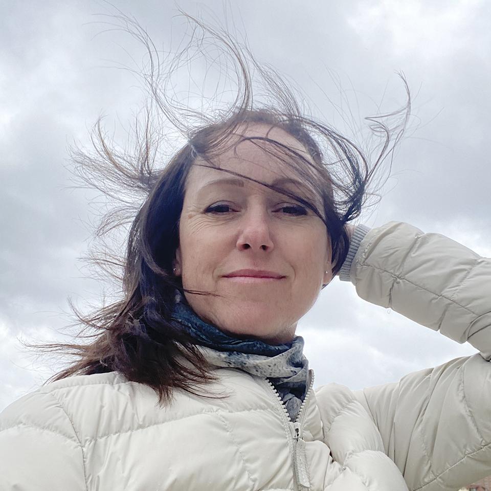 Caroline Möllesand om ensamhet, hjärntrötthet och skrivande