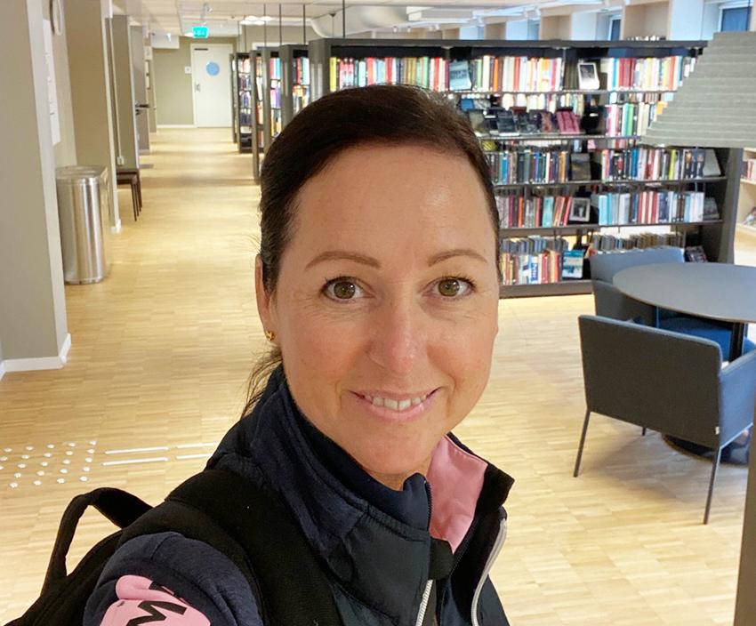 Caroline Möllesand Kalmar Stadsbibliotek