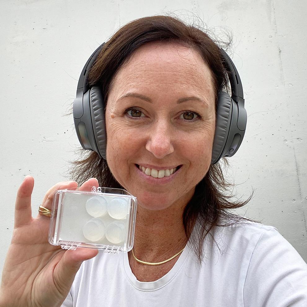 Caroline Möllesand Öronproppar i silikon